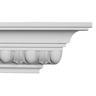 Crown Molding 2 3/4 inch Manufactured with a Dense Architectural Polyurethane Compound CM 1124