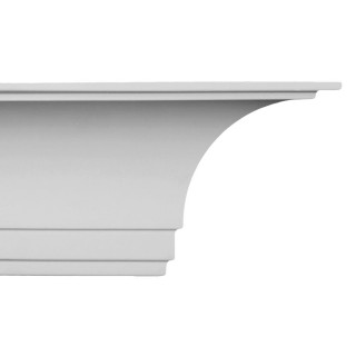 Crown Molding 4 1/4 inch Manufactured with a Dense Architectural Polyurethane Compound CM 1144