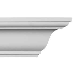 Crown Molding 2 3/4 inch Manufactured with a Dense Architectural Polyurethane Compound CM 1157