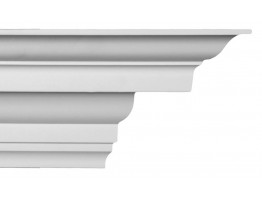 Crown Molding - Plastic Crown Moluding Manufactured with a Dense Architectural Polyurethane Compound. CM-1170 Crown Molding