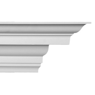 Crown Molding 5 inch Manufactured with a Dense Architectural Polyurethane Compound CM 1170