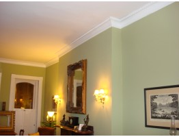 Crown Molding 4 1/4 inch Manufactured with a Dense Architectural Polyurethane Compound CM 1176