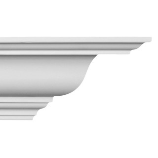Crown Molding 4 3/4 inch Manufactured with a Dense Architectural Polyurethane Compound CM 1196