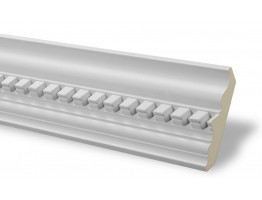 Crown Molding - Plastic Crown Moluding Manufactured with a Dense Architectural Polyurethane Compound. CM-1202 Crown Molding