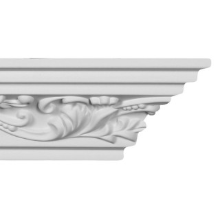 Crown Molding 2 3/4 inch Manufactured with a Dense Architectural Polyurethane Compound CM 1215