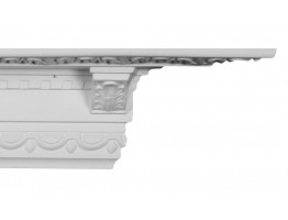 Crown Molding 3 3/4 inch Manufactured with a Dense Architectural Polyurethane Compound CM 1228