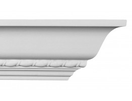 Crown Molding - Plastic Crown Moluding Manufactured with a Dense Architectural Polyurethane Compound. CM-1235 Crown Molding