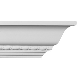 Crown Molding 3 3/4 inch Manufactured with a Dense Architectural Polyurethane Compound CM 1235
