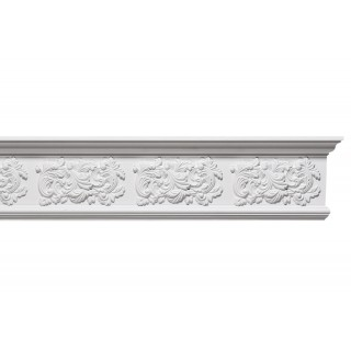 Crown Molding 7 inch Manufactured with a Dense Architectural Polyurethane Compound CM 1241