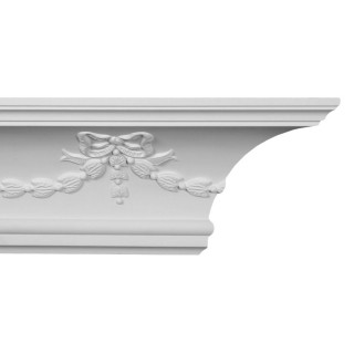 Crown Molding 5 3/4 inch Manufactured with a Dense Architectural Polyurethane Compound CM 1261