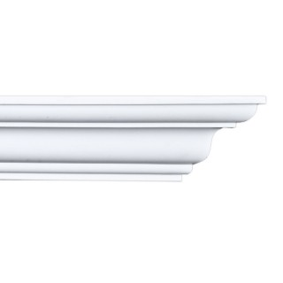 Crown Molding 3 3/8 inch Manufactured with a Dense Architectural Polyurethane Compound CM 1300