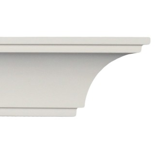 Crown Molding 3 inch Manufactured with a Dense Architectural Polyurethane Compound CM 2015