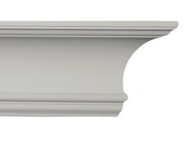 Crown Molding - Plastic Crown Moluding Manufactured with a Dense Architectural Polyurethane Compound. CM-2041 Crown Molding