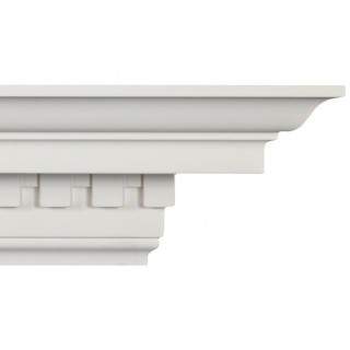 Crown Molding 5 1/8 inch Manufactured with a Dense Architectural Polyurethane Compound CM 2047