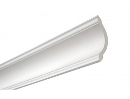 Crown Molding - Plastic Crown Moluding Manufactured with a Dense Architectural Polyurethane Compound. CM-2054 Crown Molding