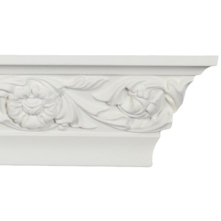 Crown Molding 3 inch Manufactured with a Dense Architectural Polyurethane Compound CM 2073