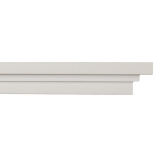 Crown Molding 2 inch Manufactured with a Dense Architectural Polyurethane Compound CM 2138