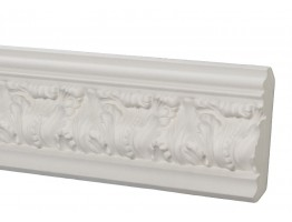 Crown Molding 3  5/16 inch Manufactured with a Dense Architectural Polyurethane Compound CM 2145
