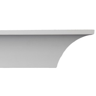 Crown Molding 4 3/8 inch Manufactured with a Dense Architectural Polyurethane Compound CM 2197