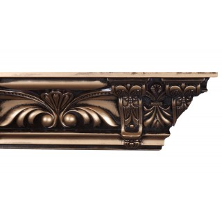 Crown Molding 4 3/4 inch Manufactured with a Dense Architectural Polyurethane Compound CM 2268 HW