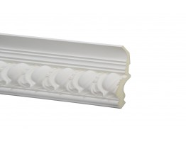 Crown Molding 7 1/2 inch Manufactured with a Dense Architectural Polyurethane Compound CM 2281