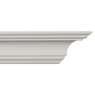 Crown Molding 2 3/4 inch Manufactured with a Dense Architectural Polyurethane Compound CM 2028
