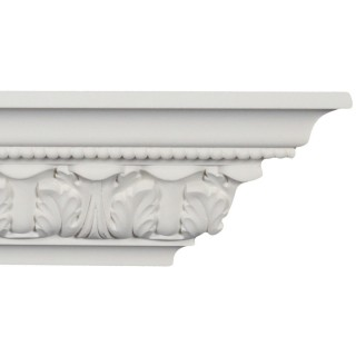 Crown Molding 4 inch Manufactured with a Dense Architectural Polyurethane Compound CM 2060