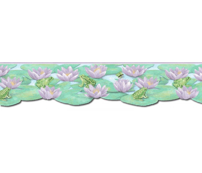 Clearance: Animals Wallpaper Border PKB6019