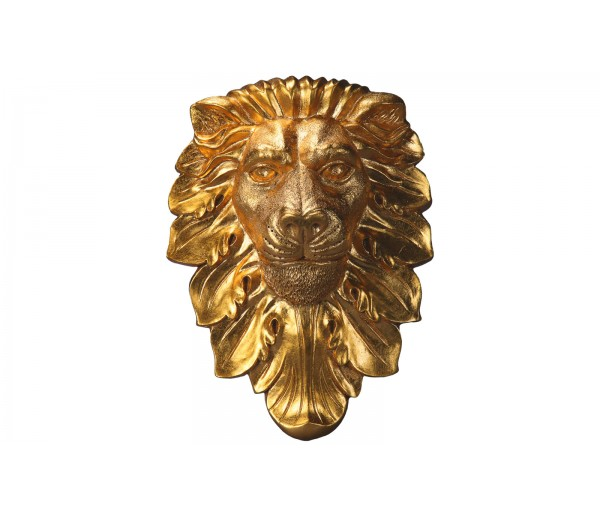 Wall Ornaments: GF-2114 Lion Ornamental