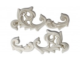 Wall Ornaments - OR-6035-L/R Ornamental