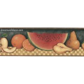 Garden Borders 30902310 Fruit Wallpaper Border York Wallcoverings