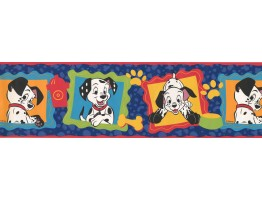 Disney 101 Dalmatians Wallpaper Border