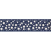 Sun Moon Stars Borders Blue Stars Wallpaper Border York Wallcoverings