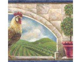 Blue Rooster 5812175B Wallpaper Border