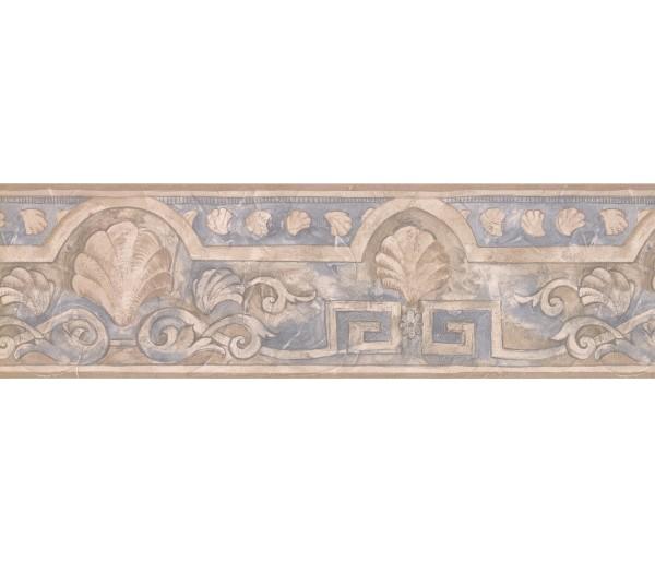 Vintage Wallpaper Borders: Shell Architectural Molding Wallpaper Border