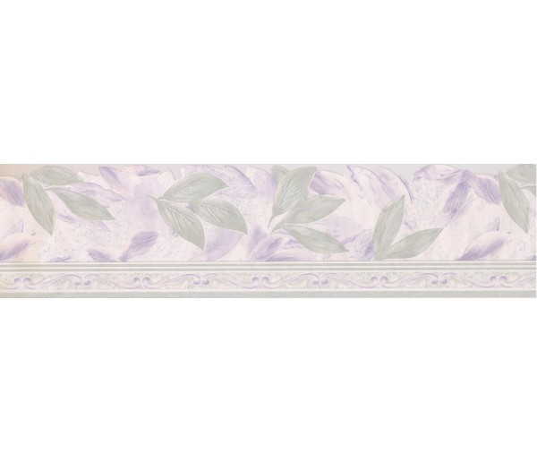 Floral Wallpaper Borders: Floral Wallpaper Border 67116