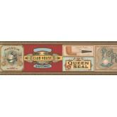 Vintage Wallpaper Borders: 685570 Vintage Wallpaper Border