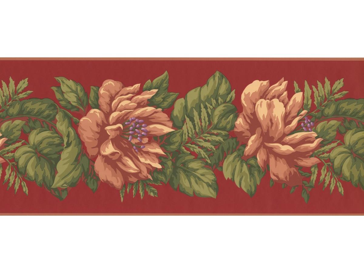 Single daisy flower wallpaper border izmirmasajfo