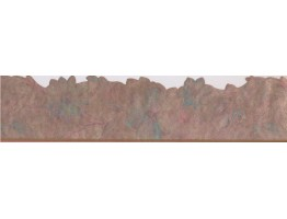 Prepasted Wallpaper Borders - Floral Shaped Molding Wall Paper Border