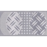 Prepasted Wallpaper Borders - Contemporary Wall Paper Border 94194