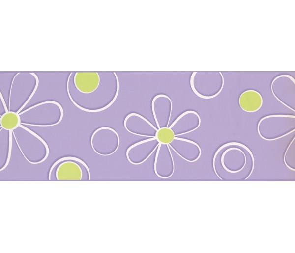 Floral Wallpaper Borders: Floral Wallpaper Border BT2701