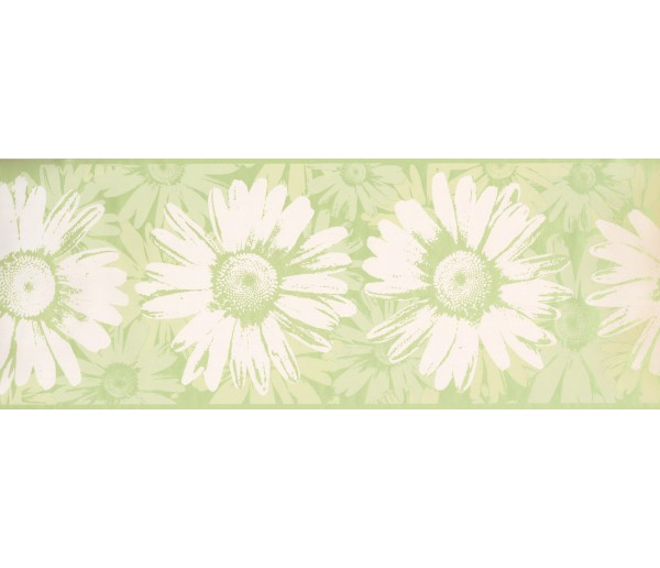 Sunflower Wallpaper Borders: Sunflower Wallpaper Border BT2729