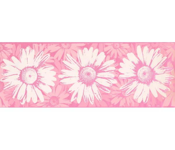 Clearance: Sunflower Wallpaper Border BT2730