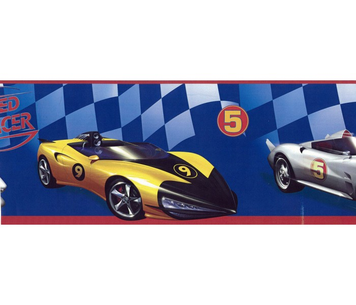 Cars Wallpaper Borders: Cars Wallpaper Border BT2791