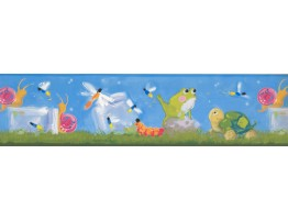 Animals Wallpaper Border BT2931
