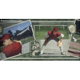 Baseball Wallpaper Borders: SPORT BASEBALL PLAYERS Wallpaper Border