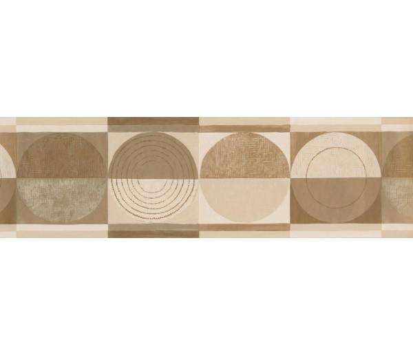 Prepasted Wallpaper Borders - Kitchen Half Shadded Plates Wall Paper Border