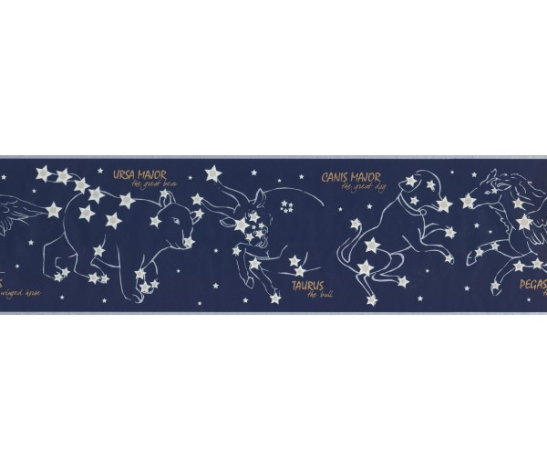 Sun Moon Stars Borders Animals Wallpaper Border CK7726
