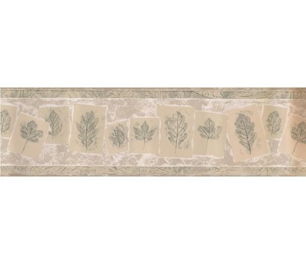 Garden Wallpaper Borders: Dark Arabella Wallpaper Border