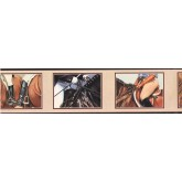 Horses Wallpaper Borders: Horses Wallpaper Border HJ6700